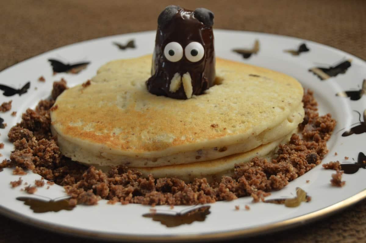 Groundhog Day Pancakes! (Gluten-Free)