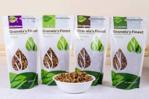 Kahns Kitchen Paleo & Gluten-Free Granola Feature PLUS some coupon codes