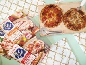 Smart Flour Foods Gluten-Free Dessert Pizza (Sweet & Savory) Review
