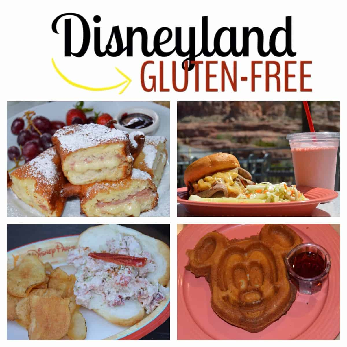 Disneyland Gluten-Free & California Adventure Gluten-Free (TONS of photos)