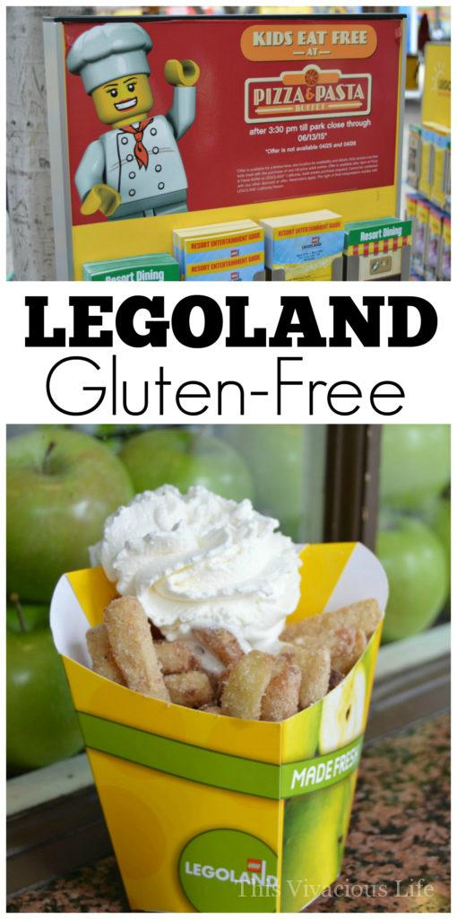 Legoland gluten-free is both delicious and easy to do. We really enjoyed this family vacation.