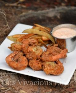Gluten-Free Coconut Shrimp w/ Spicy Mayo