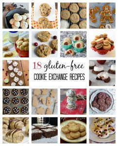 25 Days of Gluten Free Giveaways™- Pamela's Products PLUS Christmas Wreath Cookies & Gluten-Free Cookie Exchange Recipes