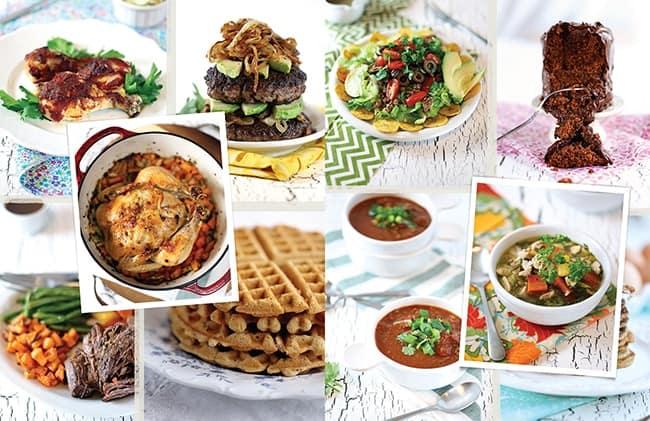 25 Days of Gluten-Free Giveaways™- Tammy Credicott Cookbooks & Paleo Magazine