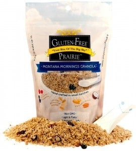 25 Days of Gluten-Free Giveaways™- Gluten-Free Prairie