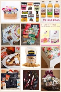 25 Days of Gluten-Free Giveaways™ Winners 2015