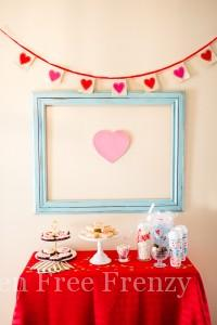 Galentines Day Favorite Party as featured on Hostess with the Mostess!