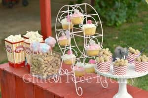 Whimsical Circus Party #FreetoBe