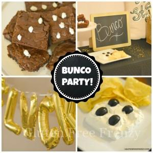 Bunco Party & Girls Night