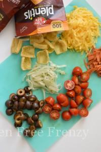 Easy Pizza In A Bag with Enjoy Life Foods