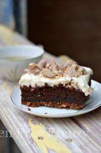 Gluten-Free Caramel Chocolate Lasagna