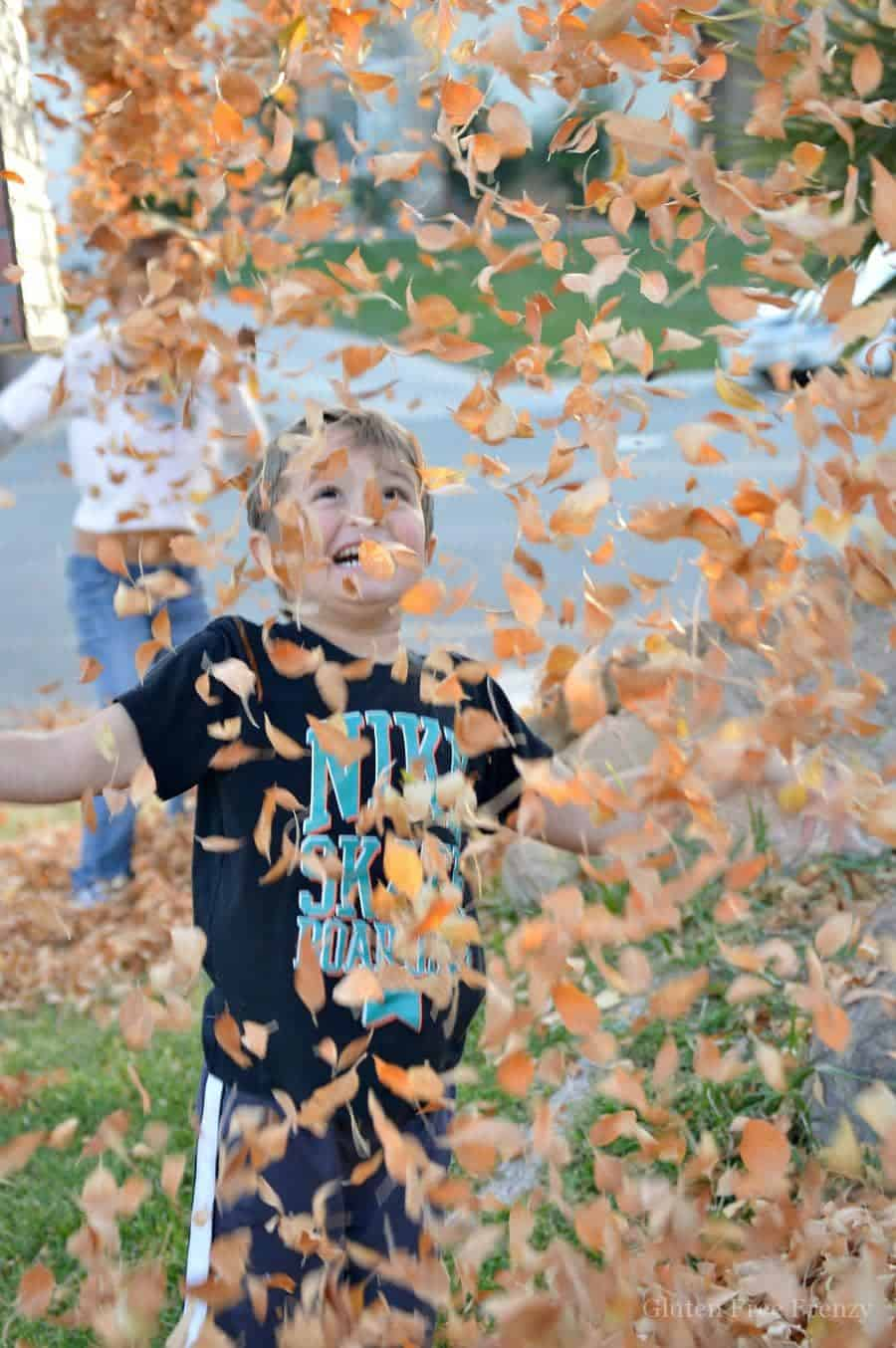 Fall Fun Ideas Printable