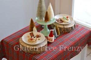Mini Reindeer Pancake Party Gluten-Free