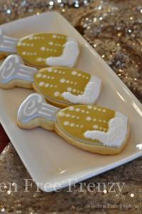 Decorated Gluten-Free Sugar Cookies