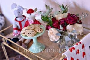 Easy Valentines Day Decor