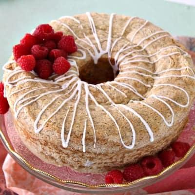 Gluten-Free Poppyseed Cake