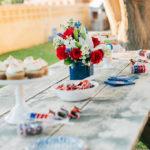 4th of July Backyard Bash & Fruit Salad