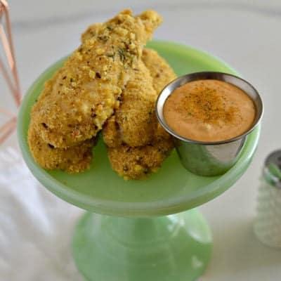 Gluten-Free Shake n' Bake Chicken