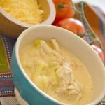 All my friends keep asking for this recipe!! This Mexican corn chowder is easy to prepare and so full of flavor! It tastes authentic and is easy to serve to a crowd. Yum! glutenfreefrenzy.com