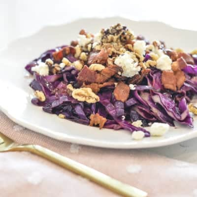 Bacon Cabbage Salad