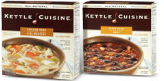 Kettle Cuisine Get One, Give One program!