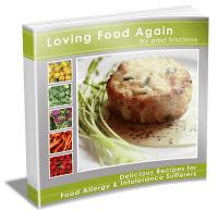 Loving Food Again Cookbook Giveaway Winner!!!