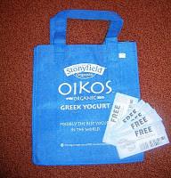 Shabtai Gourmet and Oikos Greek Yogurt Giveaway Winners!!!