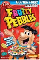 Fruity and Cocoa Pebbles going certified gluten free!!