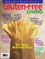 Gluten Free Living magazine winners!!!