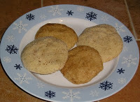 Snickerdoodles~25 Days of Christmas Cookies #11