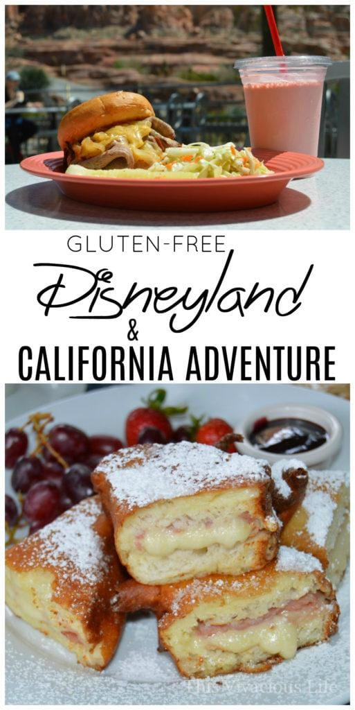 Disneyland gluten-free & California Adventure gluten-free can be so fun and delicious! You wouldn't believe all the amazing foods and drinks you will find in both parks! They make for an amazing gluten-free vacation.