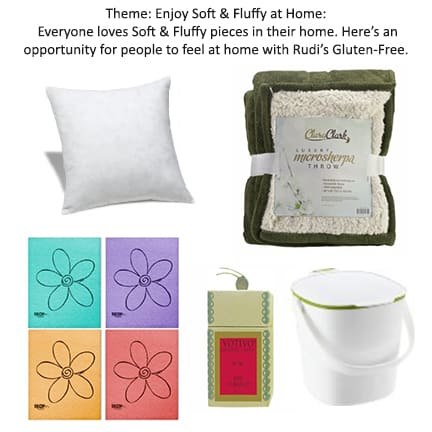 Enjoy Soft & Fluffy at Home GIVEAWAY