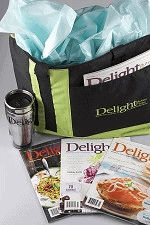 "A giveaway that is absolutely ""Delight""ful!"