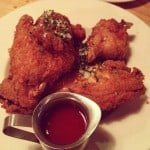 Gluten Free Fried Chicken from Yard House