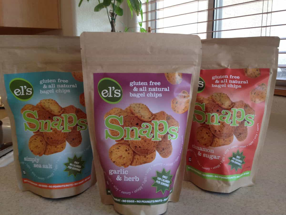 El's Kitchen-NEW Snaps Bagel Chips Feature and GIVEAWAY!!