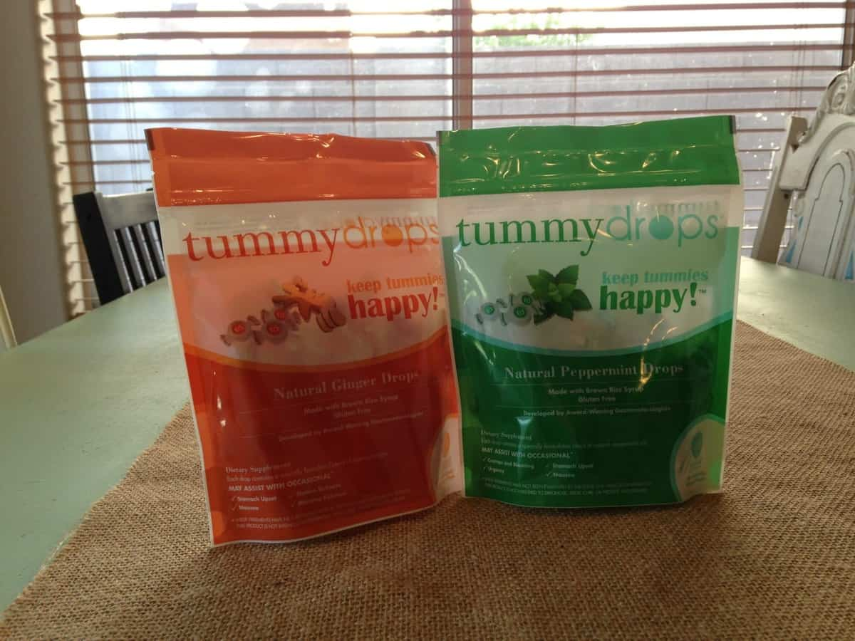 Tummy Drops Feature and Giveaway!!