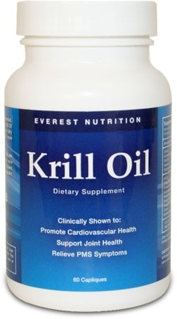 Krill Oil Feature and Giveaway!!