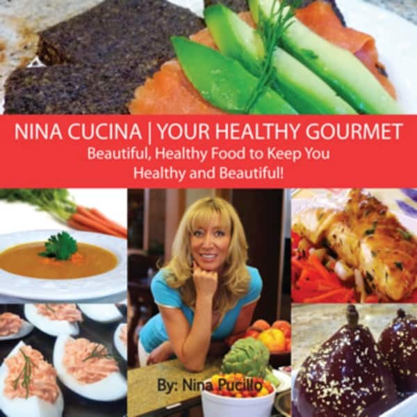 Book Feature and Giveaway!! Your Healthy Gourmet by Nina Cucina