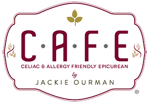 Tell All Tuesday- Featuring Jackie Ourman of CAFE-Celiac and Allergy Friendly Epicurean