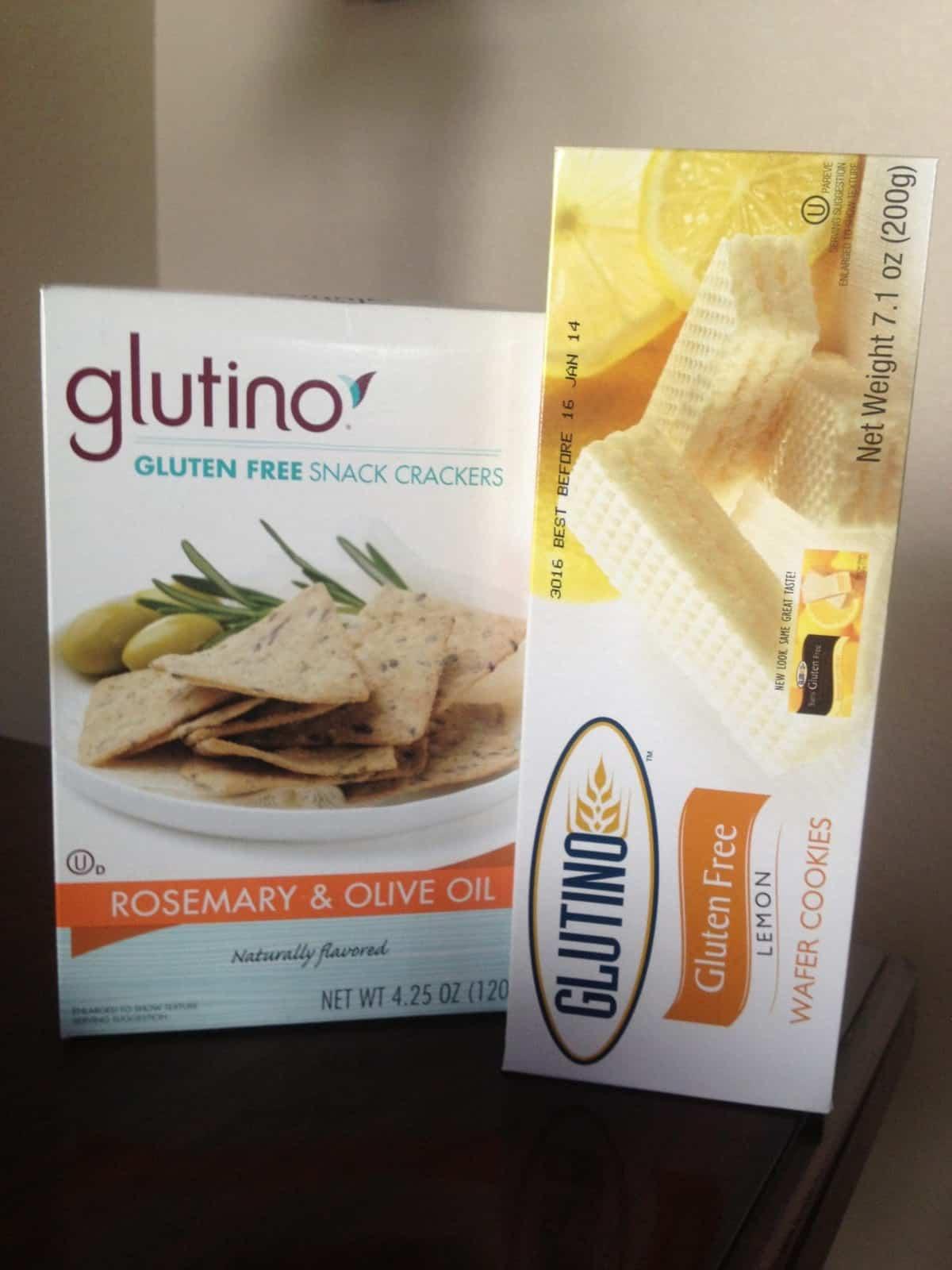 Glutino Accompaniments Giveaway!!