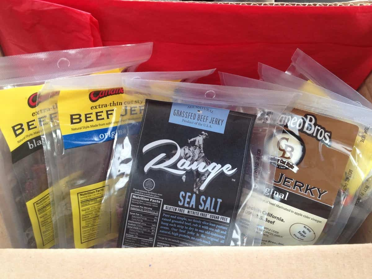 Cattaneo Bros Jerky Feature & Giveaway!!