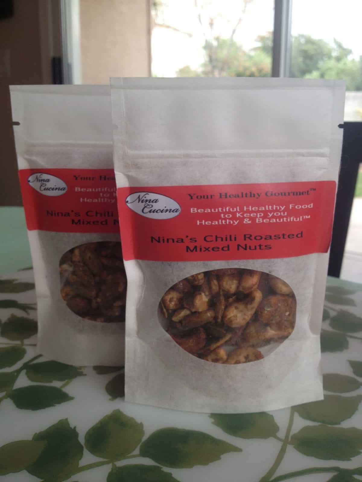 Add Some Spice To Your Life: Nina Cucina Spiced Nuts & Pizza Slice Spice Feature and Giveaway!!