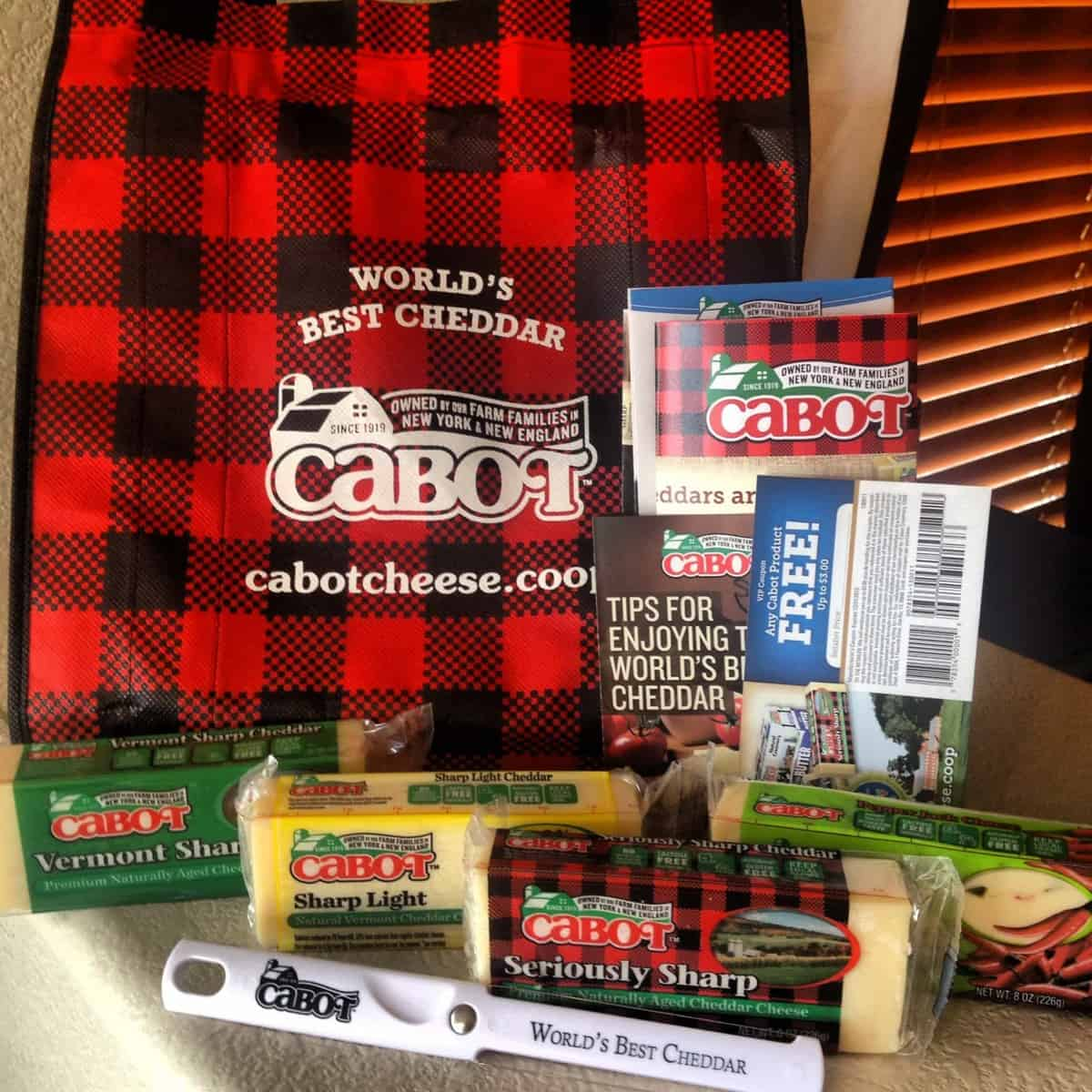 Cabot Cheese Feature & Giveaway!!
