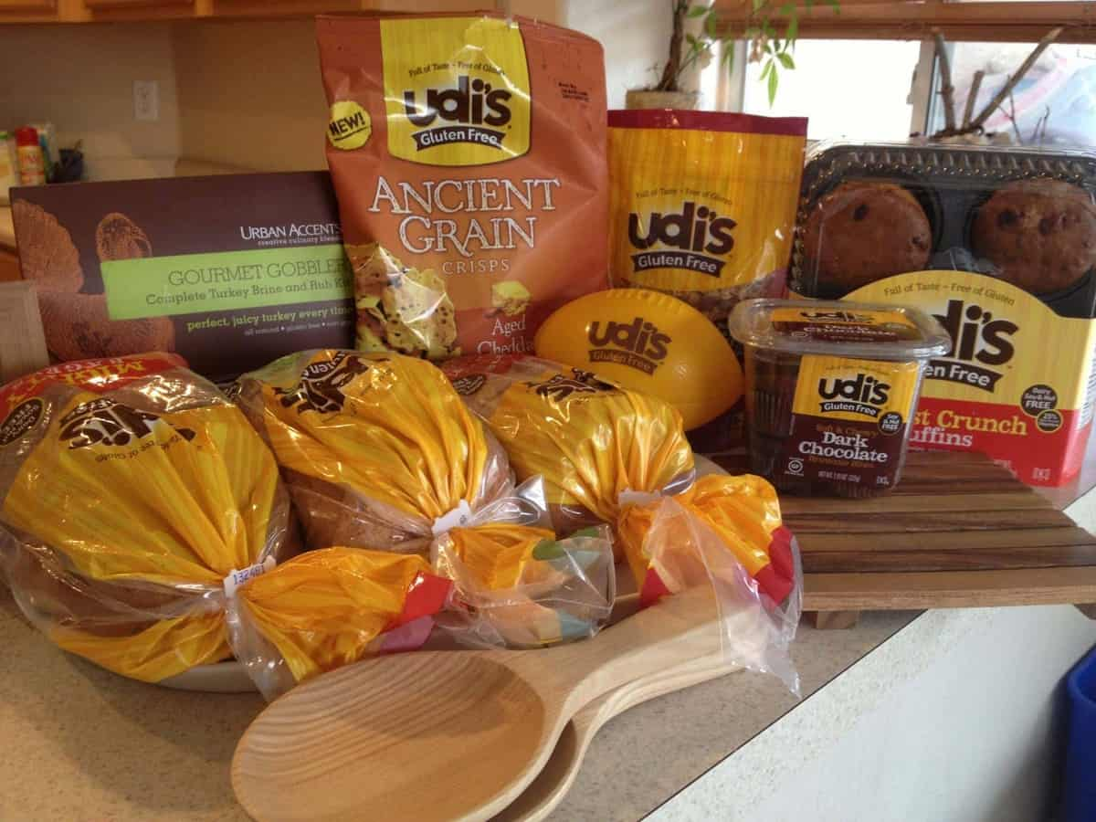 Udi's Friendsgiving Feature & Review