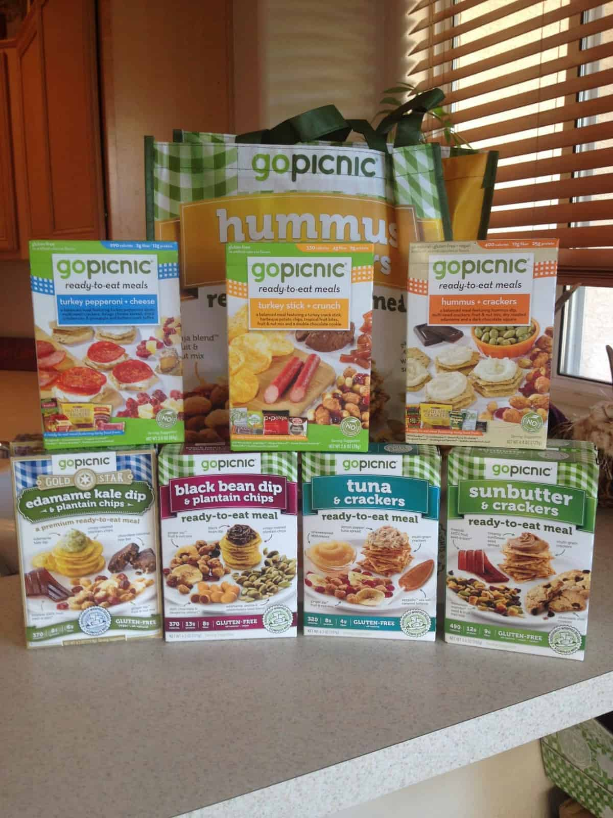 25 Days of Gluten-Free Giveaways™ #11 Go Picnic