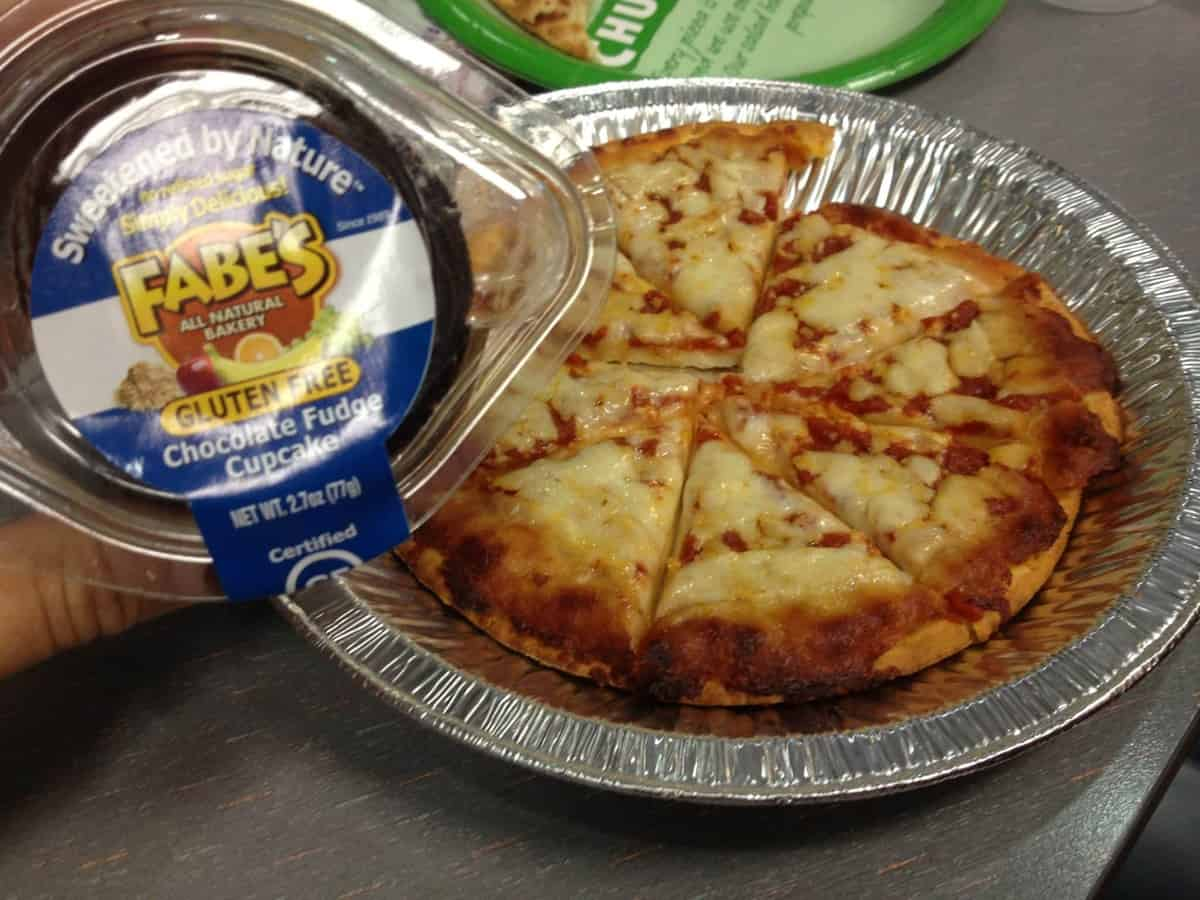 Gluten-Free Chuck-E-Cheese ROCKS!