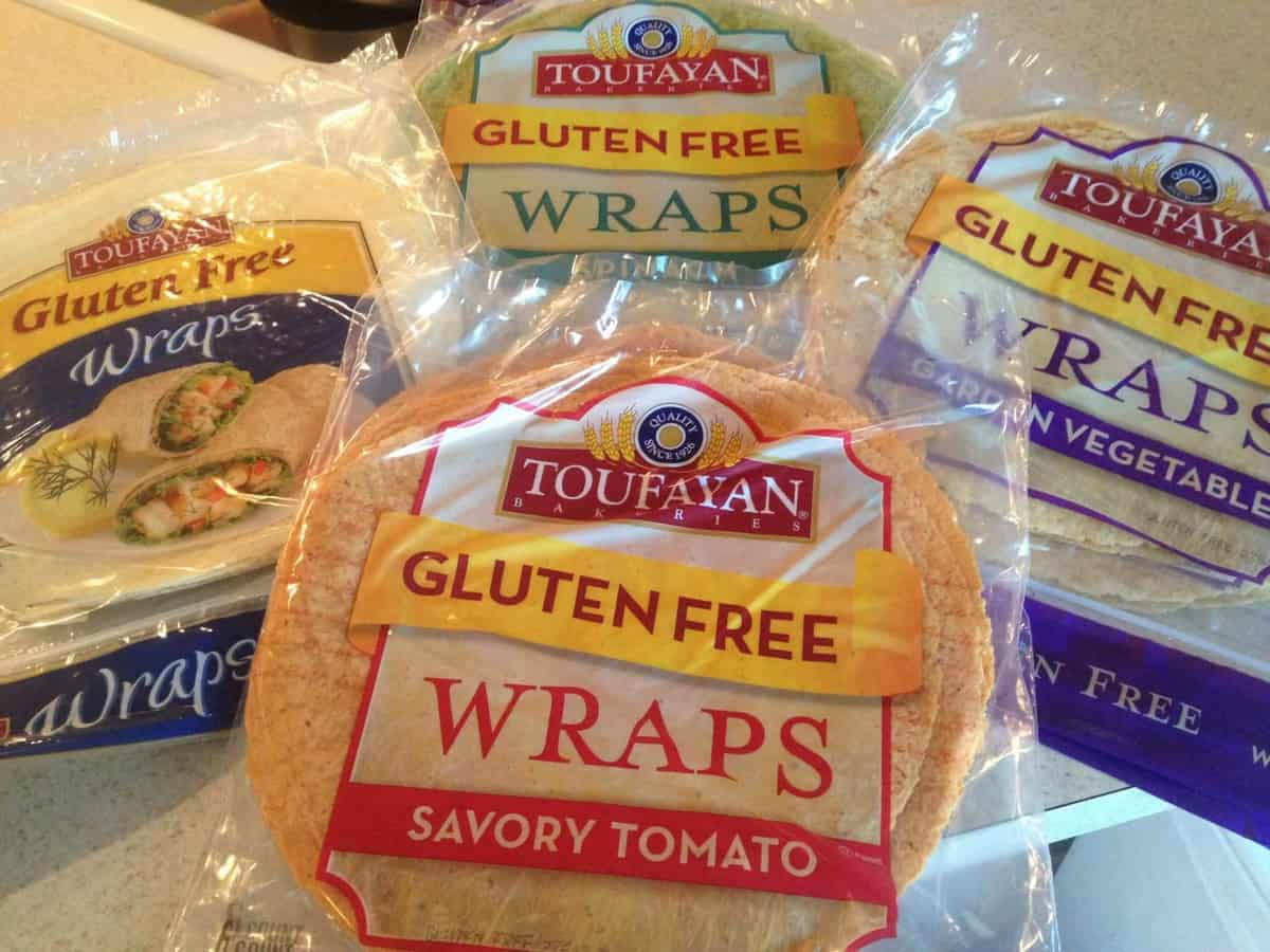 Toufayan NEW Gluten-Free Wraps Feature and Giveaway!!