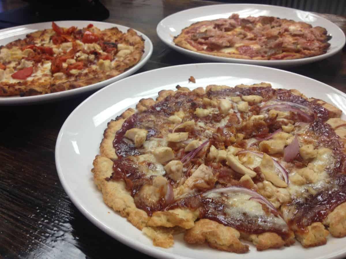 H&H City Pizza Gluten-Free Menu Restaurant Review