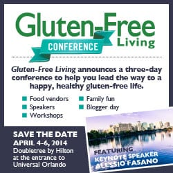 Gluten Free Living Conference