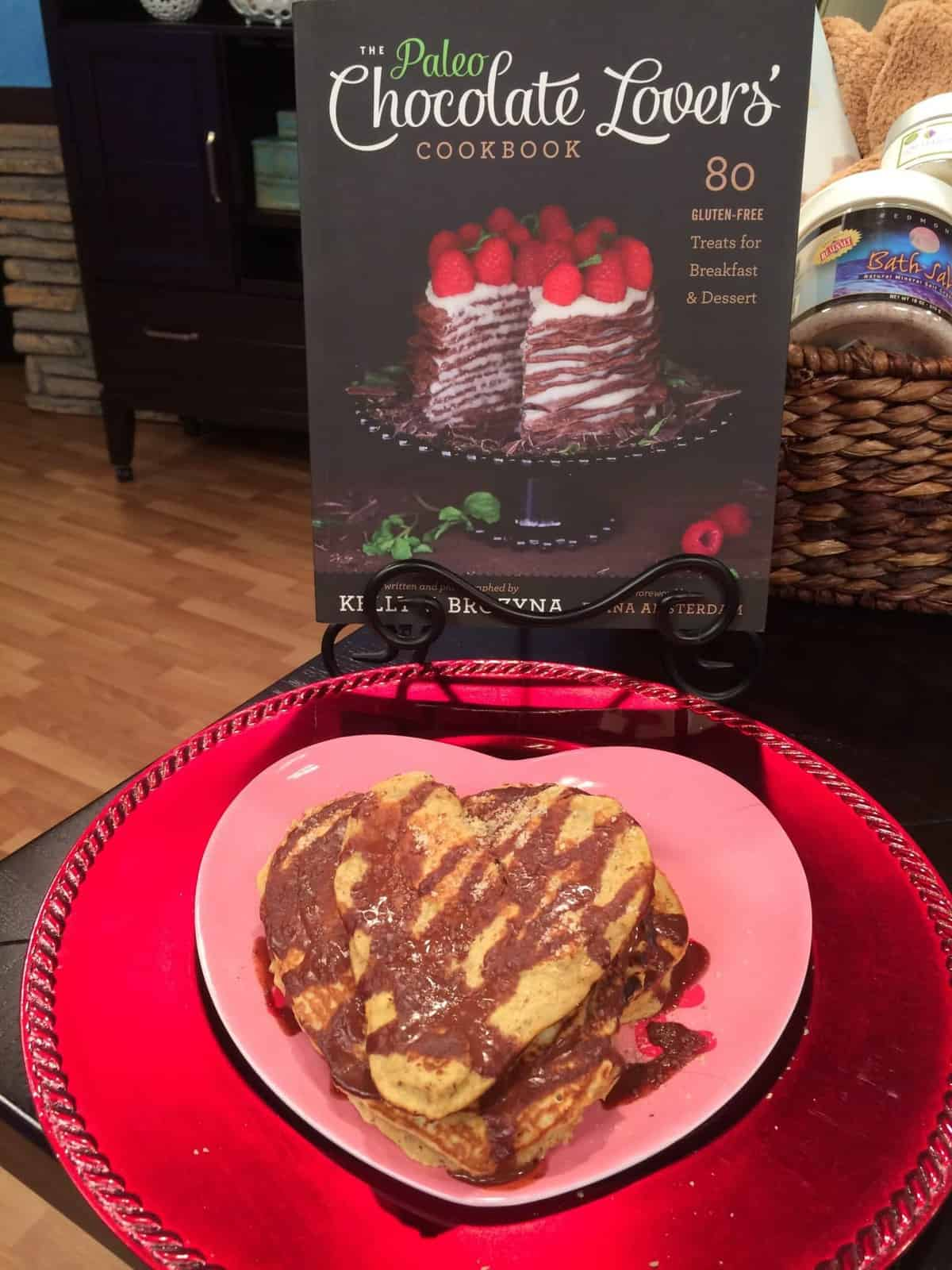 Paleo Chocolate Lover's Cookbook Feature & Giveaway!!